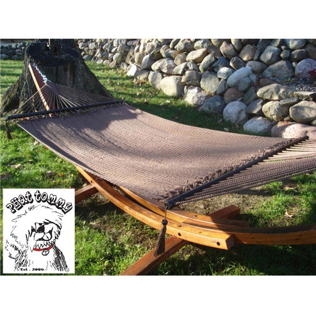PHAT TOMMY Grand Super Soft Hand-woven Hammock