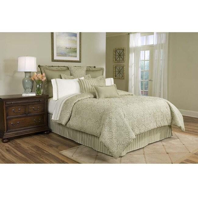Sienna King-size 4-piece Comforter Set