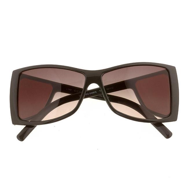 5f4e6f9dea Shop Gucci Graphite GG 2466 S Sunglasses - Free Shipping Today - Overstock  - 671966