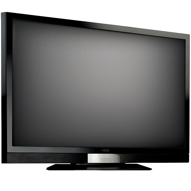 Vizio XVT473SV 1080p 240Hz LED Television With Internet Apps and Built-in WiFi (Refurbished)