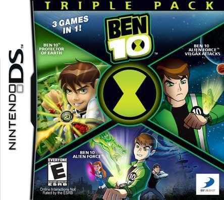 NinDS - Ben 10 Triple Pack