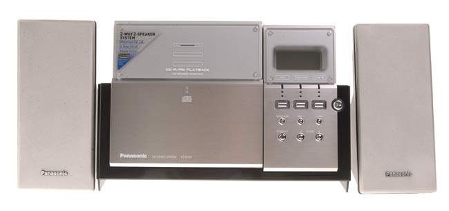 Panasonic SC-EN53 CD Mini System
