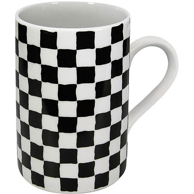 Konitz Escapada Squares Mugs (Set of 4)