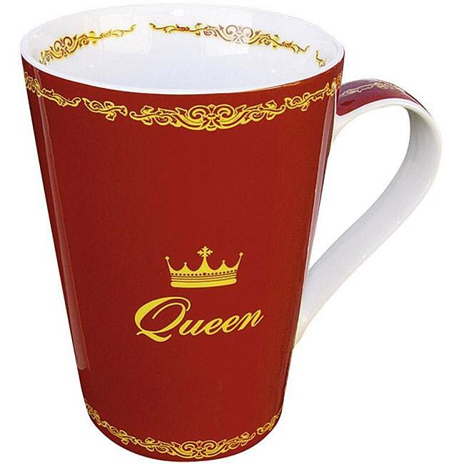 Konitz Queen Mugs (Set of 4)