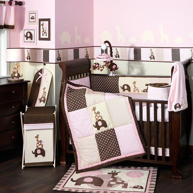 Shop Lambs Amp Ivy Emma 4 Piece Crib Bedding Set Free