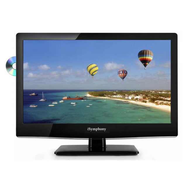 iSymphony LED26iF55D 26-inch 1080p LED TV/ DVD Player