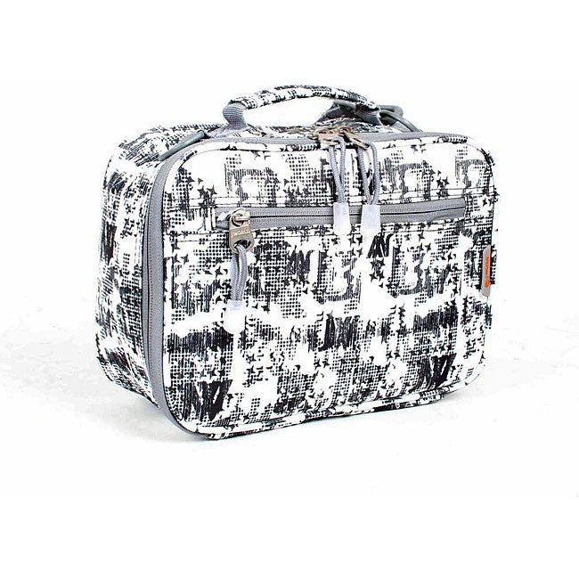 J World White Frost Cody Lunch Tote