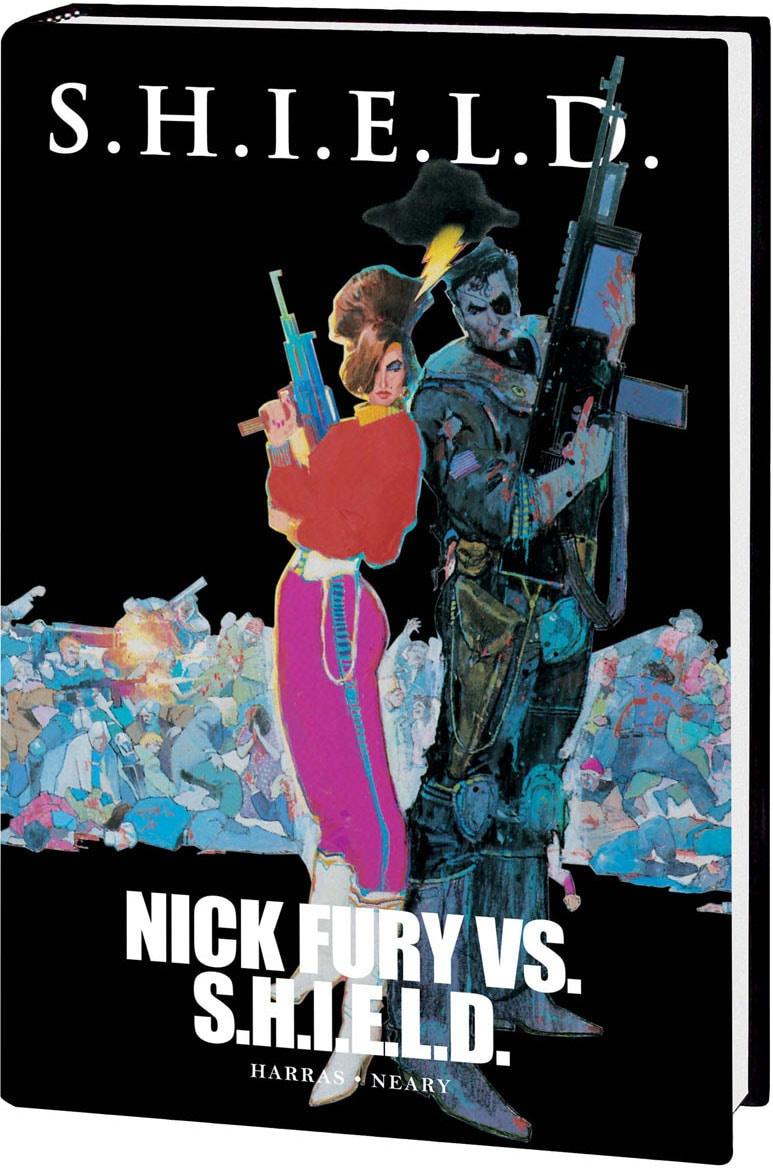 S.H.I.E.L.D.: Nick Fury vs. S.H.I.E.L.D. (Hardcover)