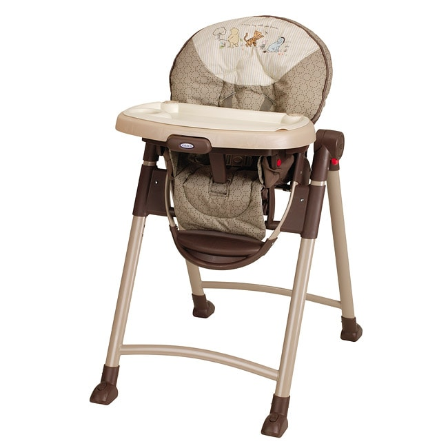 Graco Disney Classic Pooh Contempo High Chair