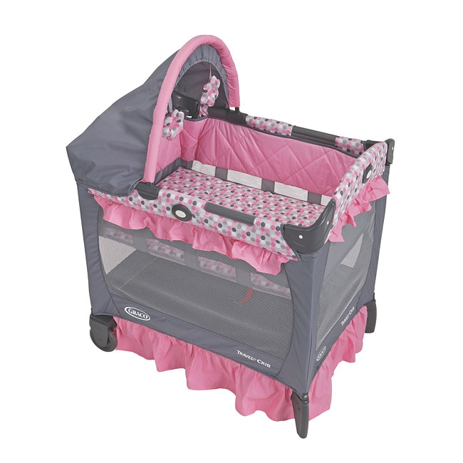 Graco Travel Lite Crib in Ally