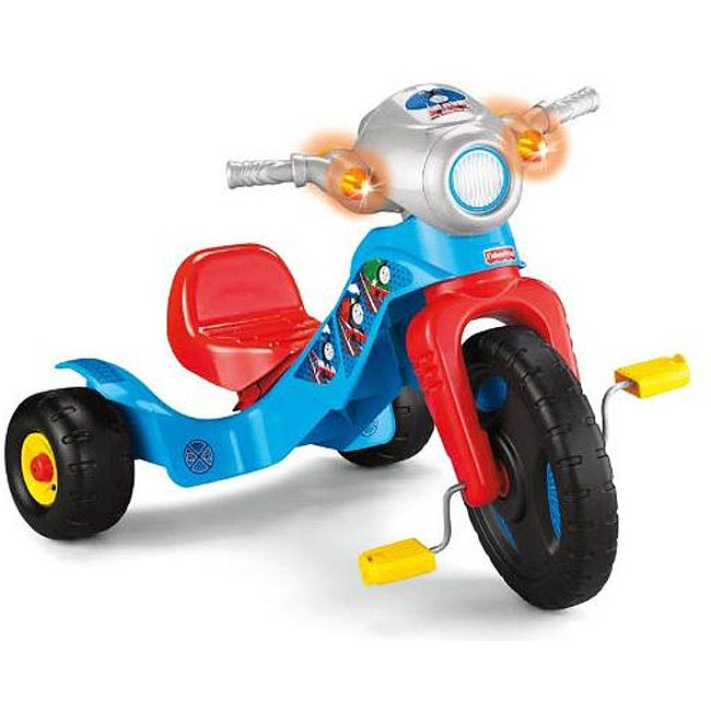 Fisher Price Thomas The Train Lights And Sounds Trike