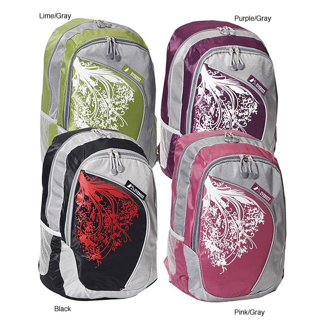 Everest 18-inch Two-tone Backpack - Thumbnail 0