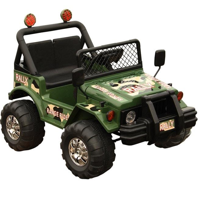 Lil Rider Tractor : Lil rider fx wheel battery powered bike black toys