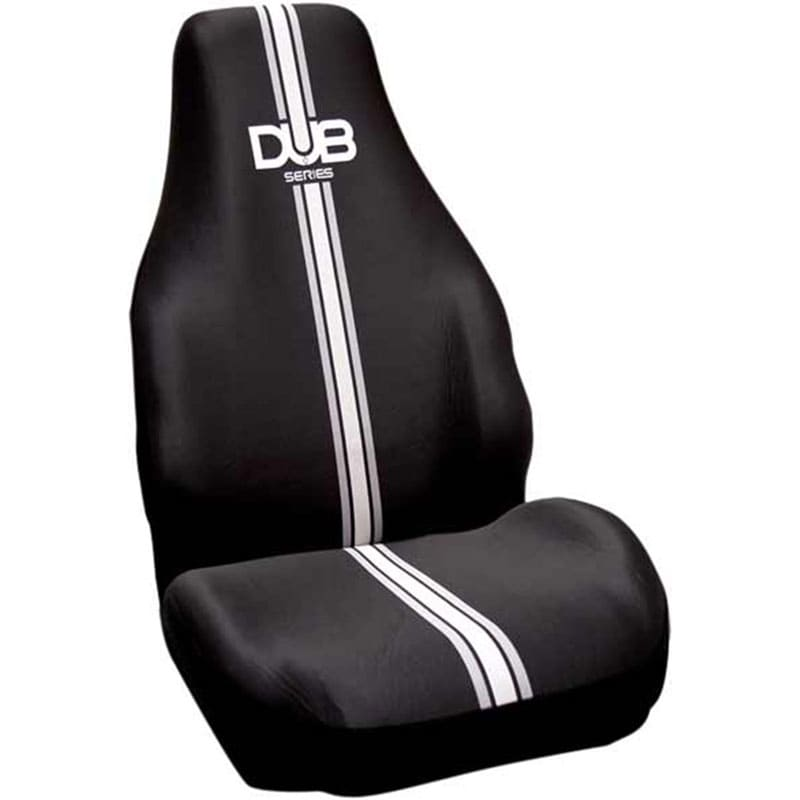 Coverking Single Universal High-back DUB Seat Cover