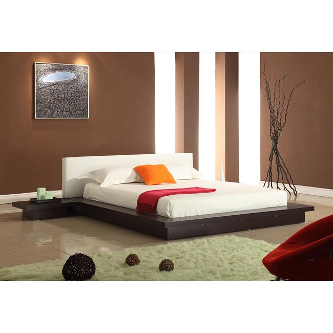 Zen Queen size Bedroom Set