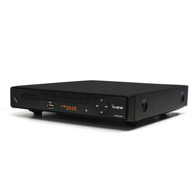 iView 103DV Progressive Scan DVD Player