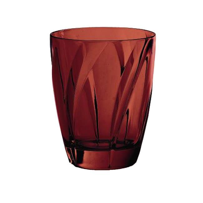Noritake Breeze Red 12-ounce Tumblers (Set of 4)