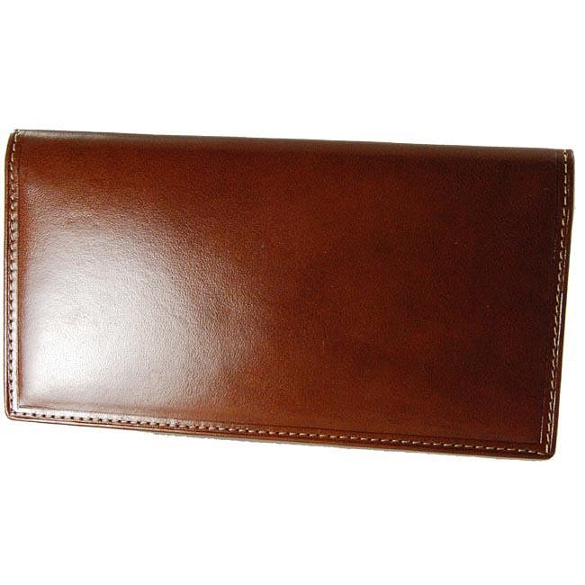 Colombo Leather Checkbook Cover