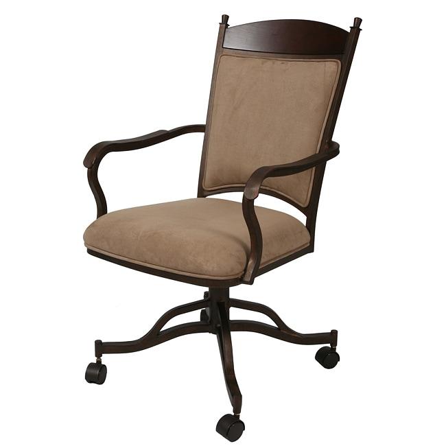 Danbury Dining Caster Chair