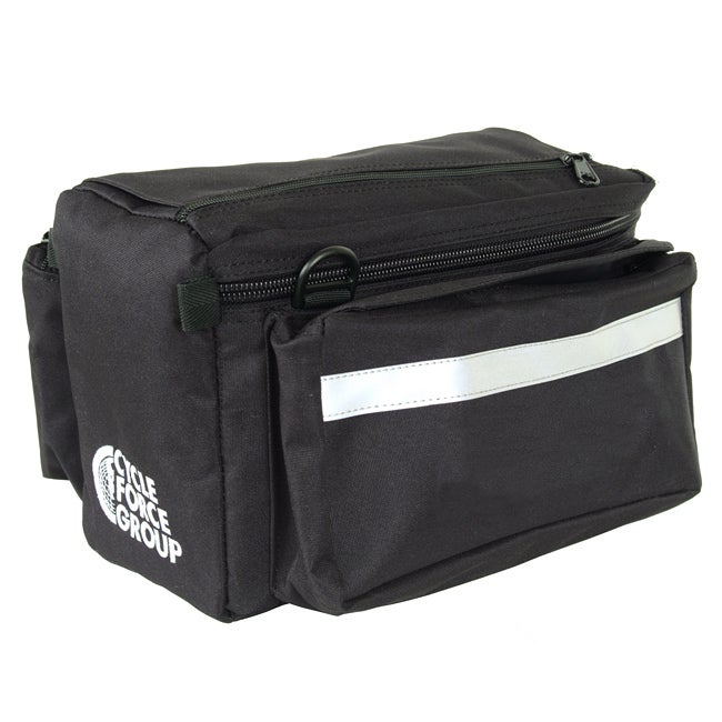 Police Cycling Trunk Bag