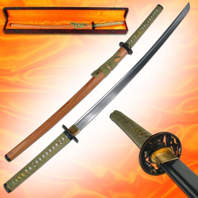 Forged Steel 40-inch Samurai Sword