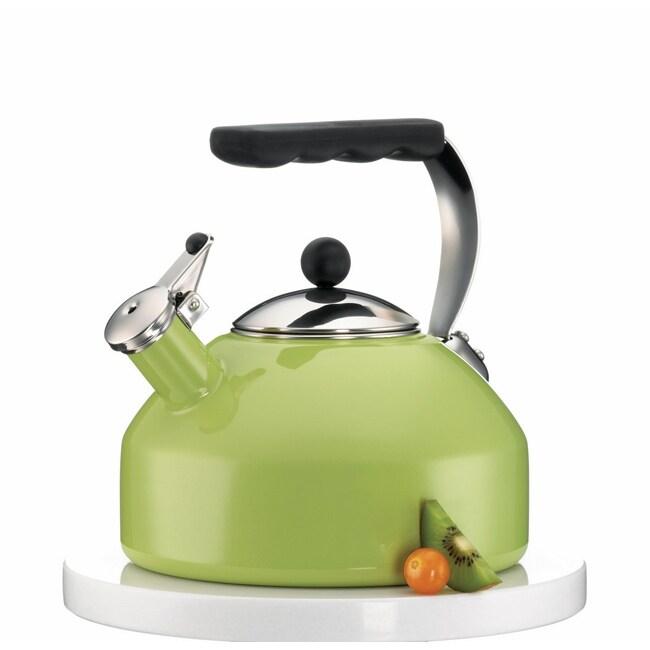 Farberware Omega Granny Apple 2.75-quart Tea Kettle