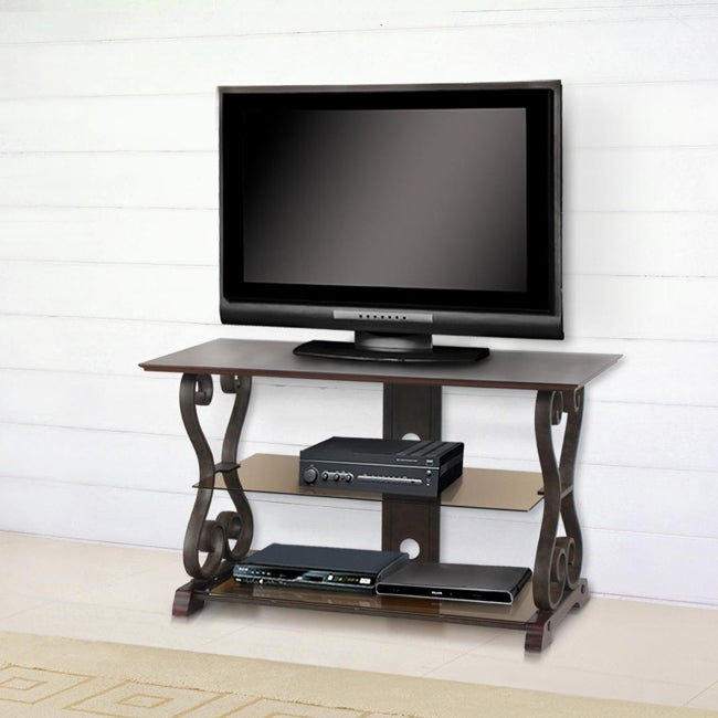 Clef 32-inch Scavo Rust Stand