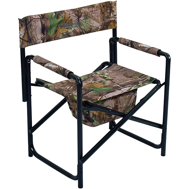 Shop Ameristep Realtree Apghd Camo Director S Chair Free