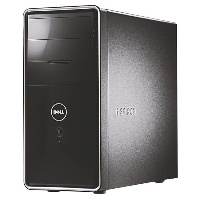 Dell Inspiron 560 Microtower 2.8GHz 750GB Desktop Computer (Refurbished)