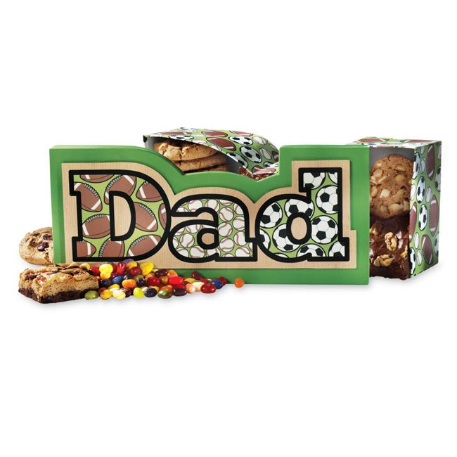 Mrs. Fields Father's Day Dad Boxes