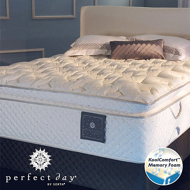 Serta Perfect Day Imperial Suite Euro Top King size