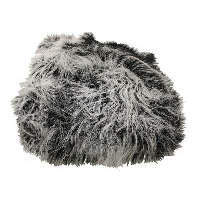 Marmot Faux Fur Throw