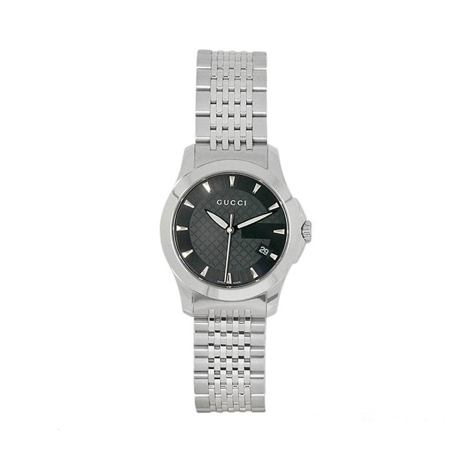 Gucci Women's Timeless Stainless Steel Watch