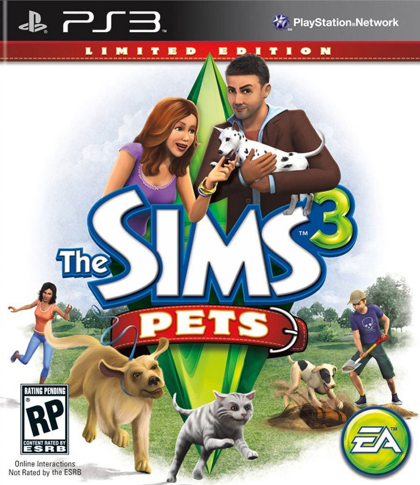 PS3 - The Sims 3 Pets - By Electronic Arts