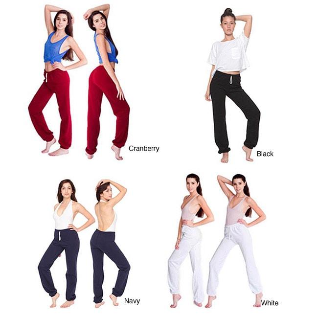 American Apparel Flex Fleece Sweatpant
