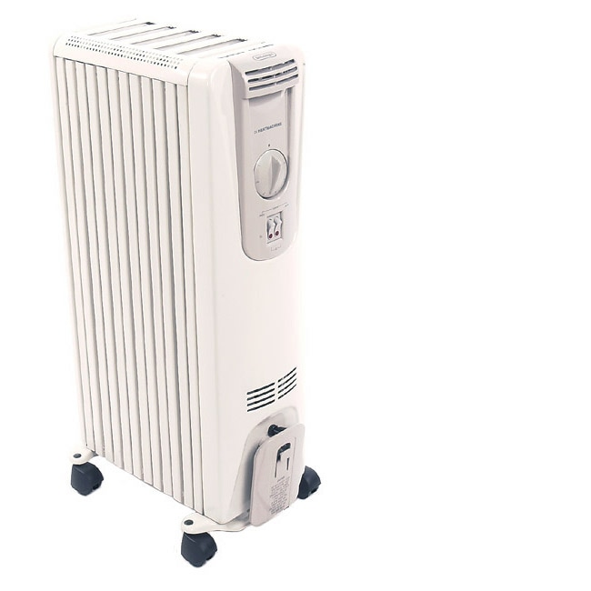 De Longhi Dragon Hm25 Oil Filled Radiator Free Shipping