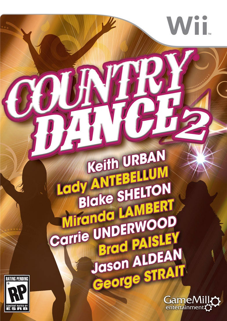 Wii - Country Dance 2