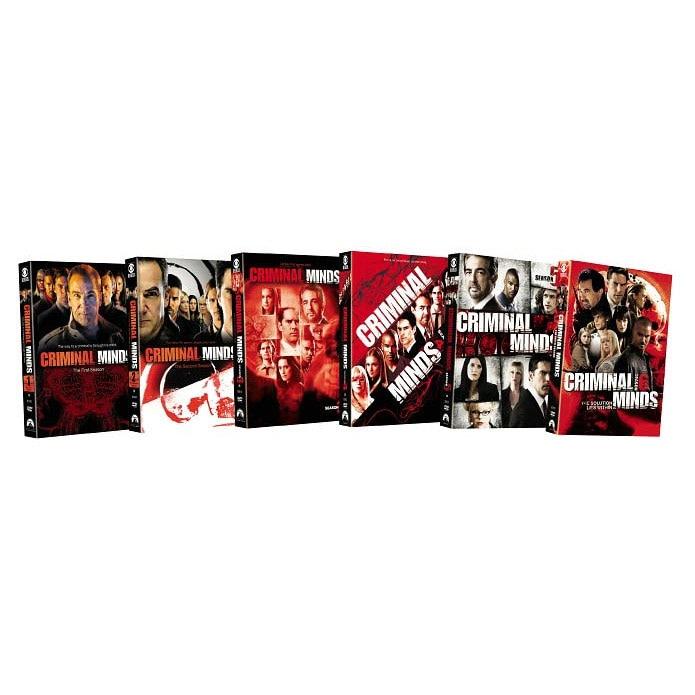 Criminal Minds: Seasons 1-6 (DVD)