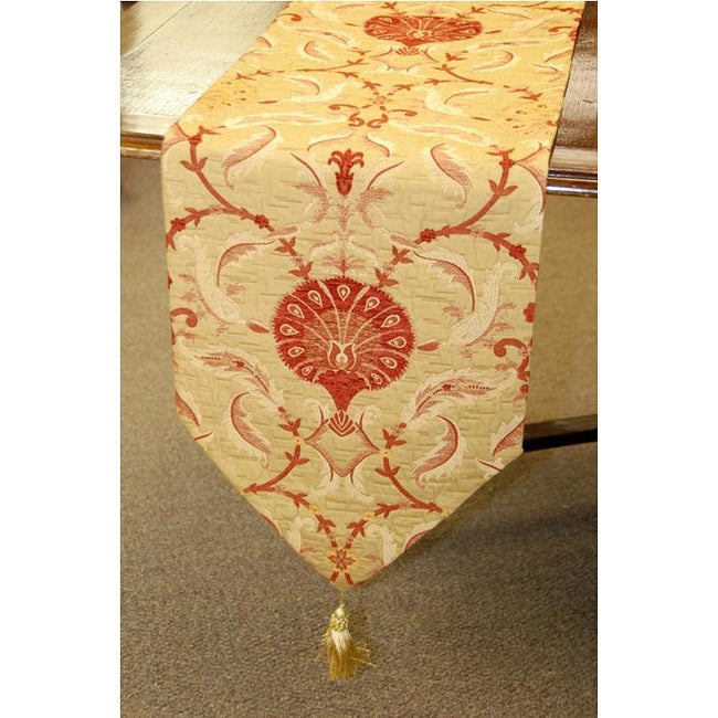 Corona Decor Italian Woven 70-inch Table Runner