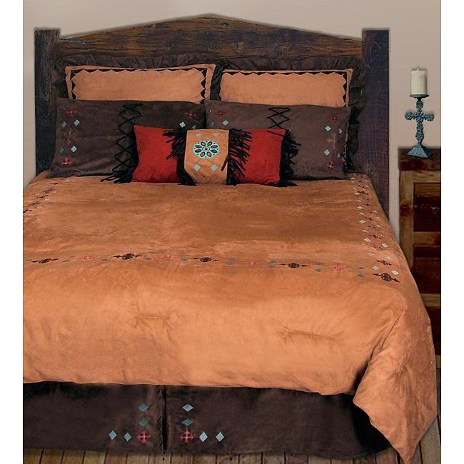 Blue Cross 7-piece Comforter Set