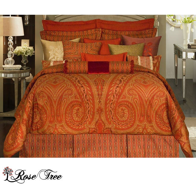 Rose Tree Alexandria Queen-size 4-piece Comforter Set