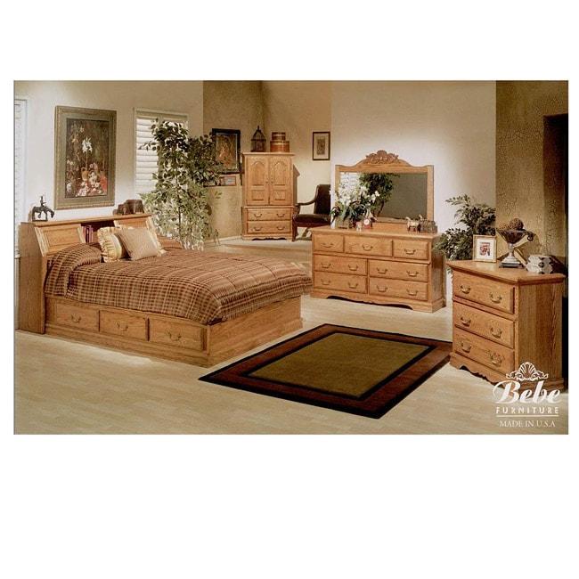 Bebe Furniture King-size Pier Headboard