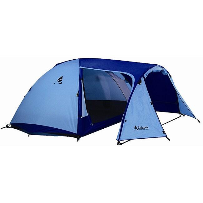 Chinook Whirlwind 5-person Fiberglass Pole Tent