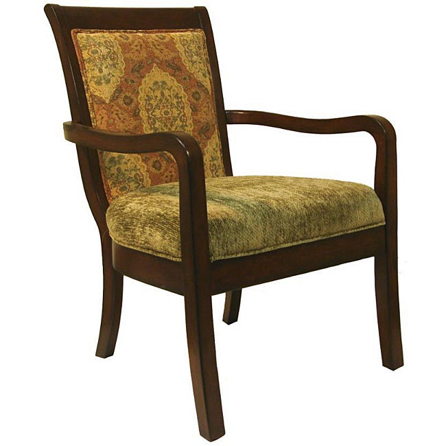 Freemont Two Tone Accent Chair Free Shipping Today