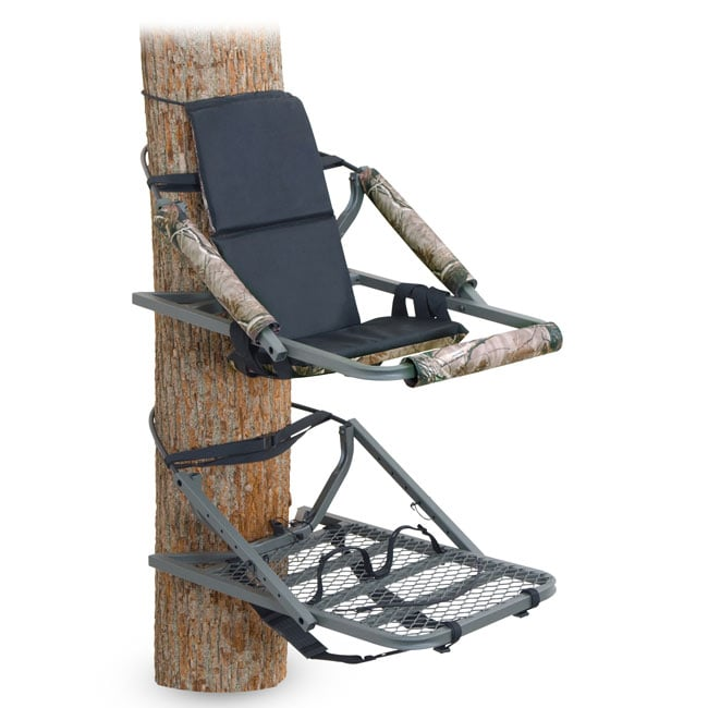 Ameristep Grizzly Steel Climbing Tree Stand