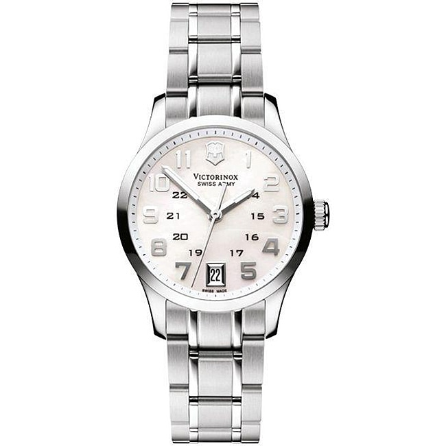 Swiss Army Women's 'Alliance' Mother of Pearl Dial Watch