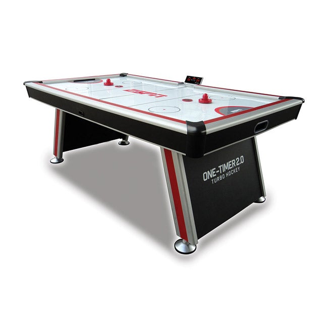 Sportcraft Billiard Table Sportcraft ESPN 84-inch One Timer 2.0 Turbo Hockey Game Table - Free ...