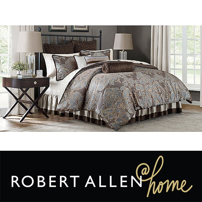 Robert Allen Vernay 4-piece Queen-size Comforter Set