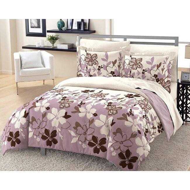 Marissa 3-piece Full/ Queen-size Mini Comforter Set
