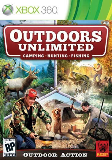 Xbox 360 - Outdoors Unlimited